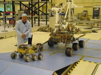ruimte sonde naar mars